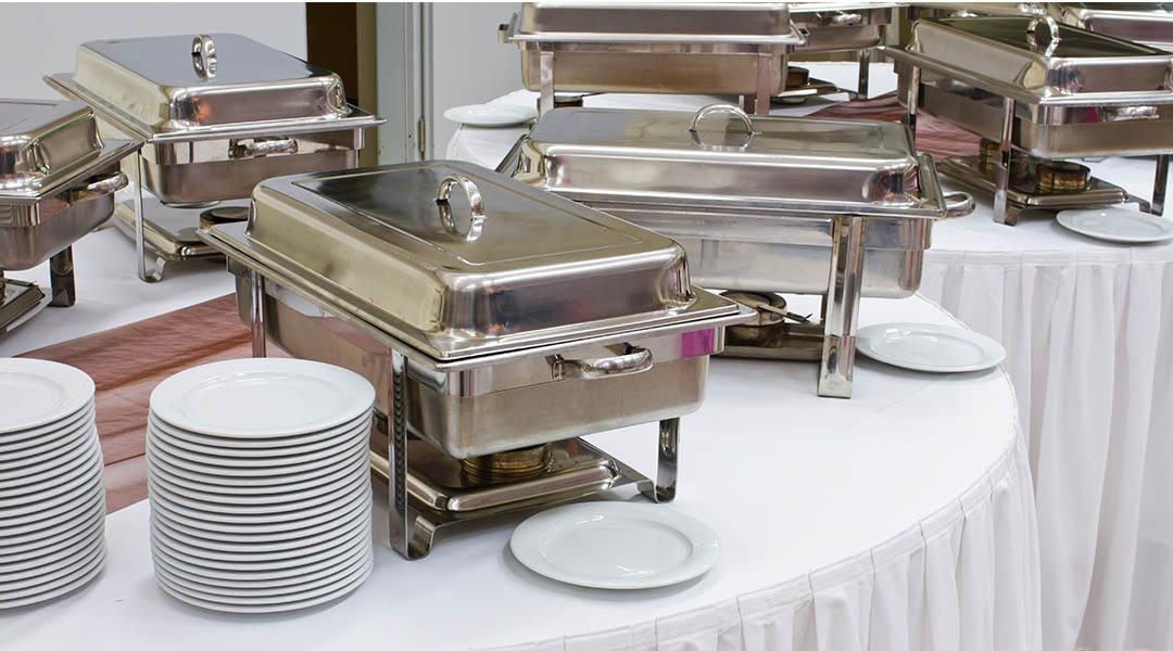 Barbecue tang JK Partyverhuur